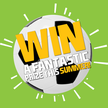 Don't miss our summer prize draw!